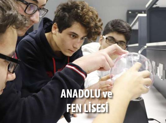 Anadolu ve Fen Lisesi