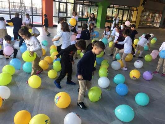 Rengarenk Balonlarla Ballon Show